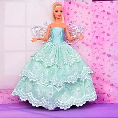 Платье для феи куклы