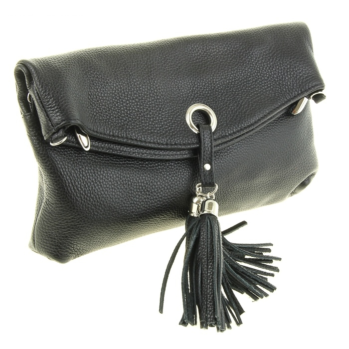 Классическая сумка Coccinelle C1-XC0-18-04-01-001 black